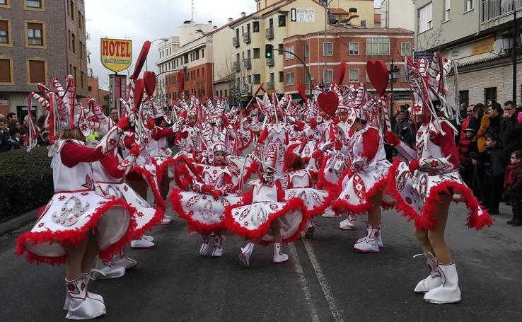 Carnaval de Arévalo (Ávila)