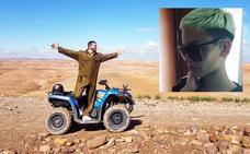 Suso Álvarez, de vacaciones en Marrakech con su nueva novia
