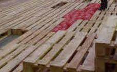 Detenido por robar 46 palets en una bodega de Valbuena de Duero