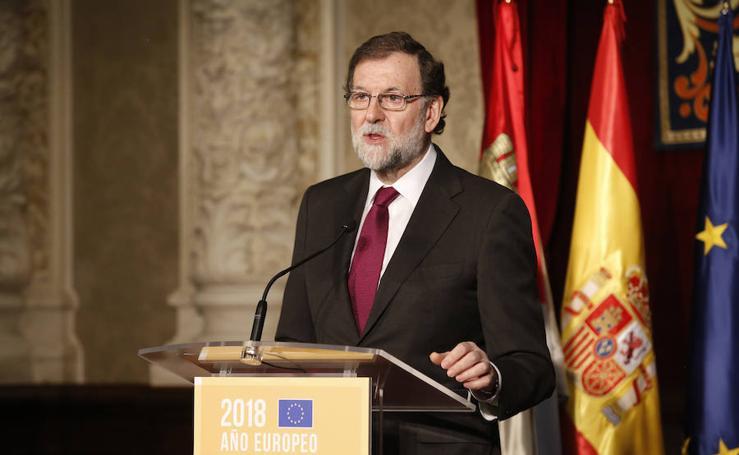 Presentación del año europeo del patrimonio cultural