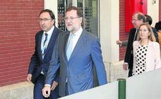 Rajoy, con el patrimonio este martes en Palencia