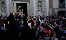 Programa de procesiones del Martes Santo, 27 de marzo, en Valladolid
