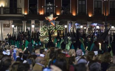 Programa completo de la Semana Santa 2018 de Valladolid