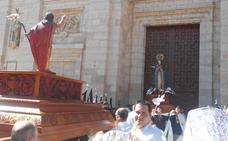 Programa de procesiones del Domingo de Resurrección, 1 de abril, en Medina de Rioseco