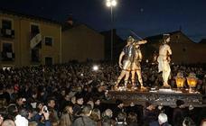 Programa de procesiones del Jueves Santo, 29 de marzo, en Medina de Rioseco