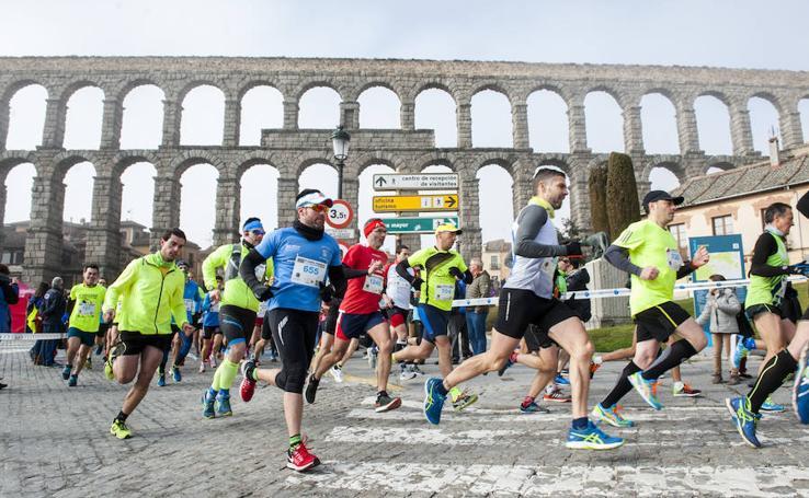 Carrera monumental de Segovia