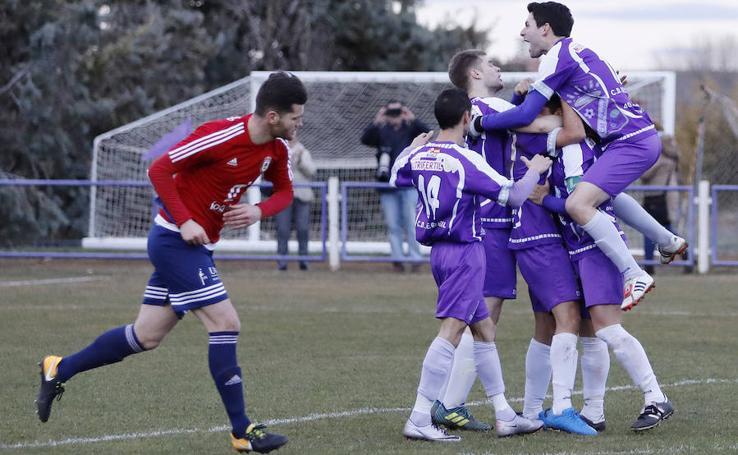 CD Becerril (3-2) Real Ávila
