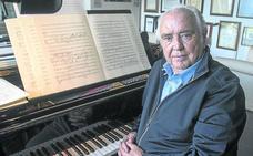 Antón García Abril: «El silencio es la música más maravillosa cuando está en su sitio»