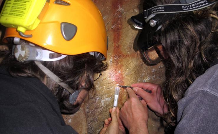 Descubren arte de 65.000 años de antigüedad realizado por neandertales