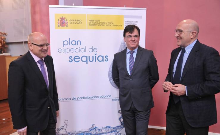 Jornada en Valladolid sobre la revisión del Plan Especial de Sequías de la cuenca del Duero