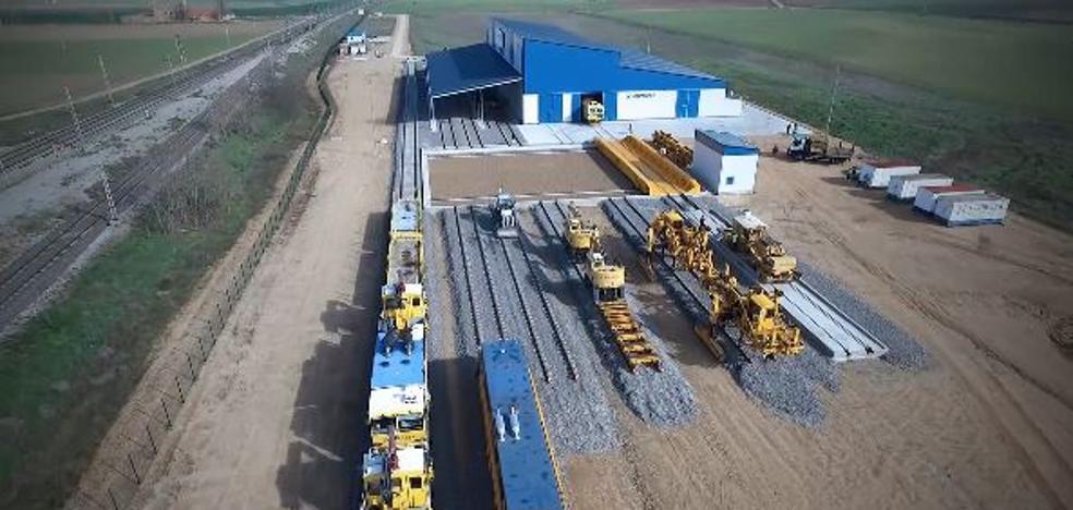La constructora Coprosa, con centro logístico en Pozaldez, entra en concurso de acreedores