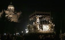 Programa de procesiones del Sábado Santo, 31 de marzo, en Salamanca