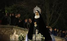 Programa de procesiones del Lunes Santo, 26 de marzo, en Salamanca