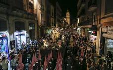 Programa de procesiones del Miércoles Santo, 28 de marzo, en Salamanca