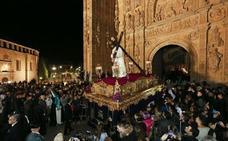 Programa de procesiones del Viernes Santo, 30 de marzo, en Salamanca