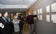 Palencia exhibe el legado de Rafael Azcona