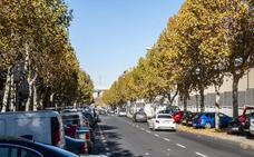 Detenido por conducir sin carné en la avenida de la Constitución
