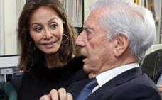 Mario Vargas Llosa define a Isabel Preysler como una 'proto-Kardashian'