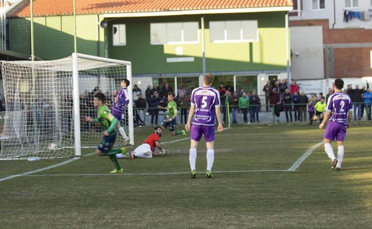 Astorga (1-0) Becerril
