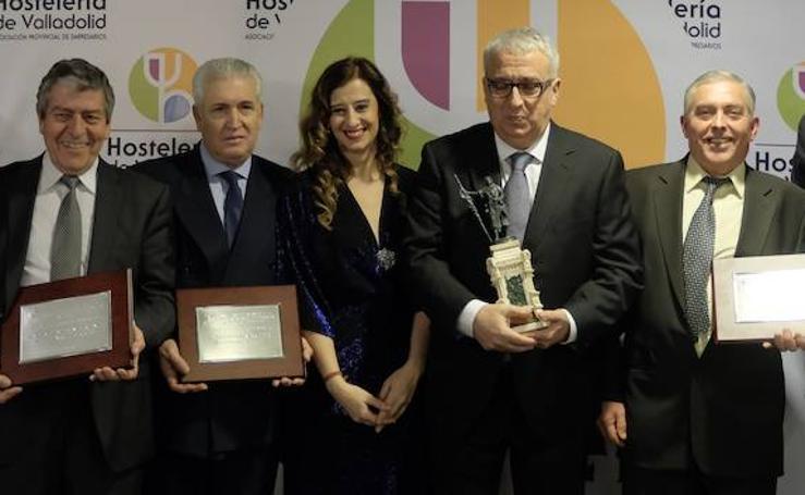 Premio Conde Ansúrez a Leo Harlem