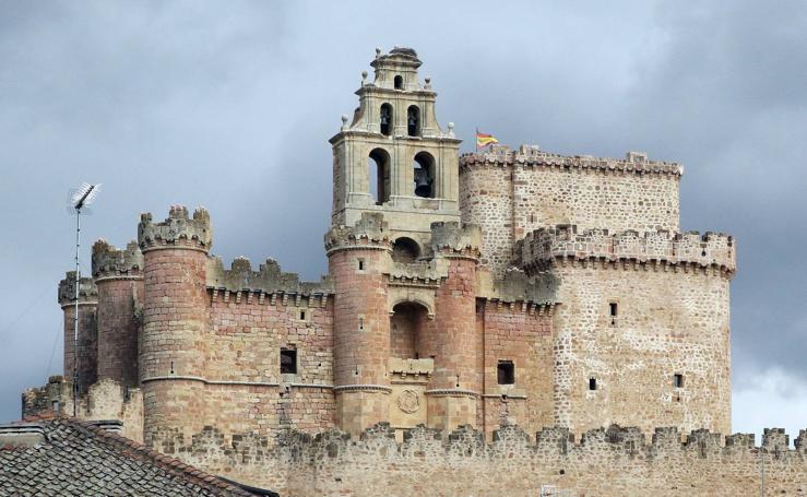 El castillo de Turégano