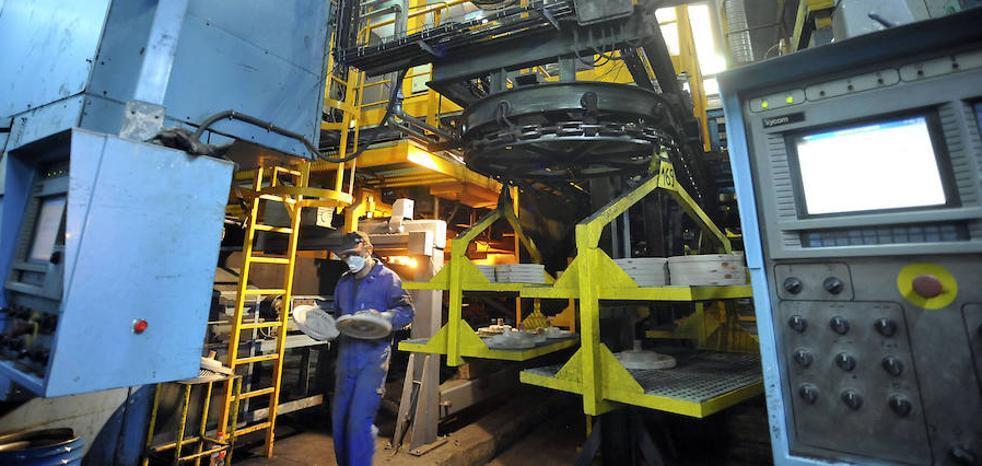 Lingotes Especiales creó 42 empleos en 2017 y suma ya 618 trabajadores en Valladolid