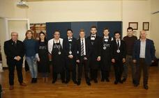 Seis sumilleres de Palencia, al concurso regional