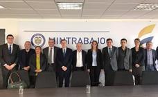 Colombia y Castilla y León ensalzan el Diálogo Social como «instrumento trascendental» para solucionar conflictos