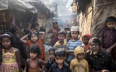 La crisis de los rohingya: niños víctimas de trata infantil, abusos sexuales y supervivencia
