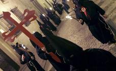 Programa de procesiones del Jueves Santo, 29 de marzo, en Ávila