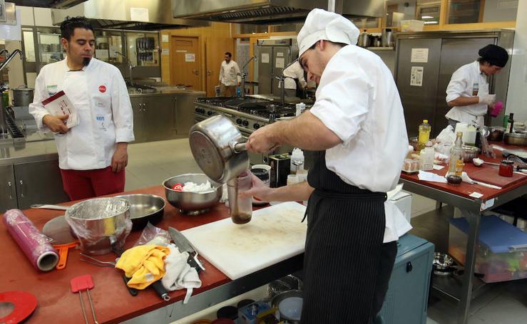 Concurso nacional de jóvenes cocineros