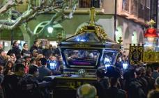 Programa de procesiones del Viernes Santo, 30 de marzo, en Soria