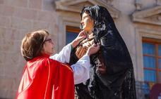 Programa de procesiones del Domingo de Resurrección, 1 de abril, en Soria