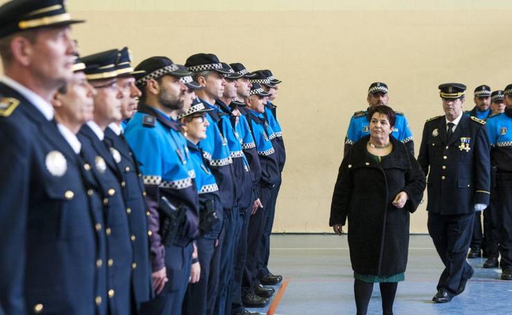 Fiesta de la Policía Local de Segovia