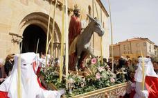 Programa de procesiones del Domingo de Ramos, 25 de marzo, en Soria