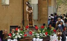 Programa de procesiones del Lunes Santo, 26 de marzo, en Soria