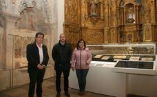 Isabel de Zuazo y 'Reconciliare', el valor añadido de la iglesia de San Esteban