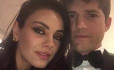 Ashton Kutcher y Mila Kunis 'pasan' de los Oscar 2018