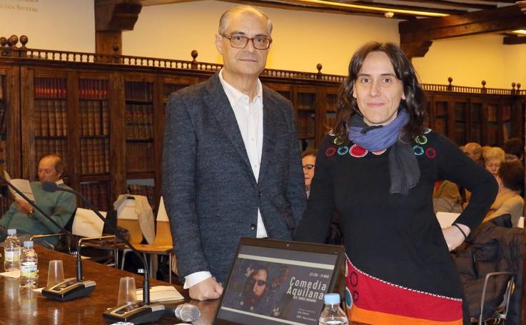 Ana Zamora participa en el ciclo 'Los aliados de la literatura: la música'