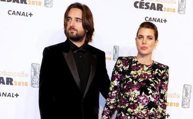 Carlota Casiraghi y Dimitri Rassam, comprometidos