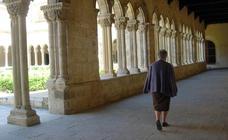 El Obispado acredita la propiedad del claustro de Santa María la Real