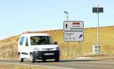 Tráfico recaudó 17,7 millones por sanciones en Palencia desde 2012
