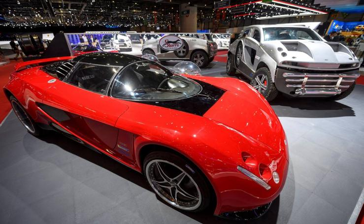 Las novedades del Salón del Automóvil de Ginebra