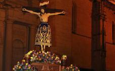 Programa de procesiones del Lunes Santo, 26 de marzo, en Segovia