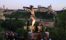 Programa de procesiones del Sábado de Pasión, 24 de marzo, en Segovia