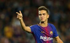El Barça conquista la Supercopa de Cataluña ante el Espanyol