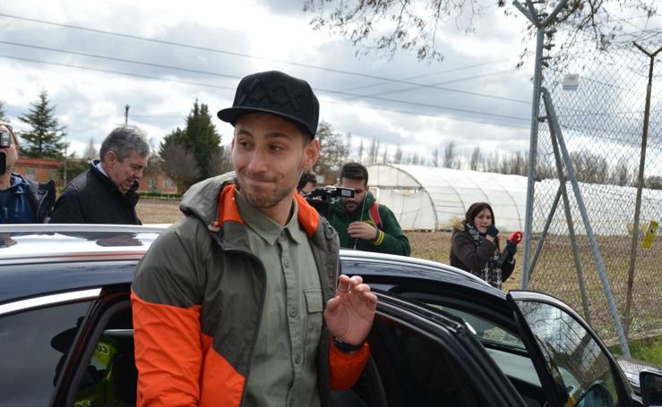 'Viti' sale de la prisión