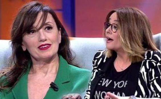 Luz Casal rompe el corazón de Toñi Moreno