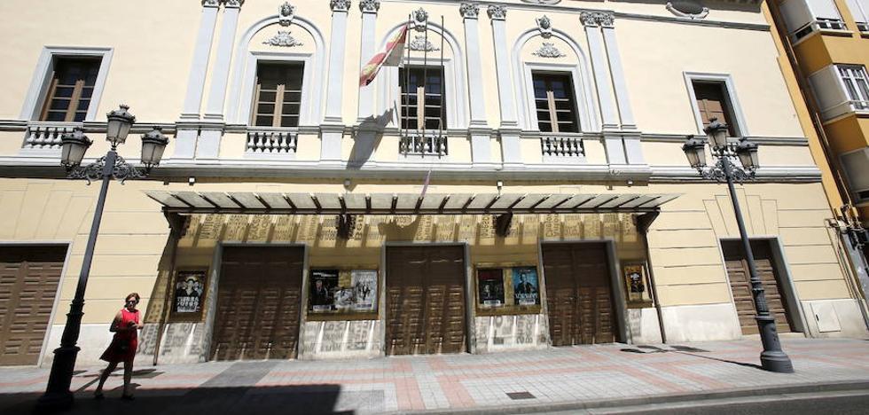 El Ayuntamiento planteará una revisión de las tasas por el uso del teatro Principal