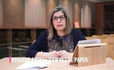 Papel no es sinónimo de 'paper'